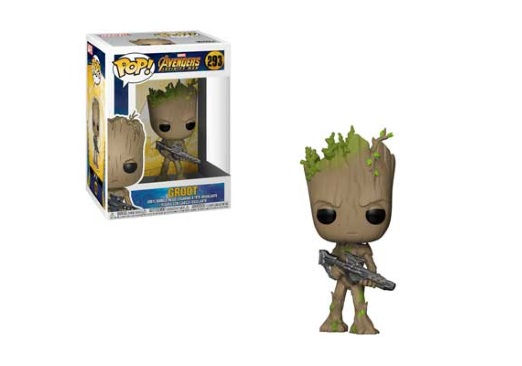 Image for Pop! Marvel Avengers Infinity War - Groot from Circuit City