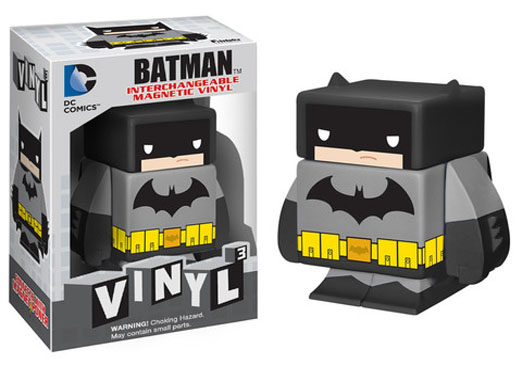 Image for Vinyl Cubed: Dc Comics-Batman (Black)-Nla from Circuit City