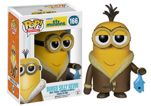 Image for Pop! Movies Minions - Bored Silly Kevin from Circuit City