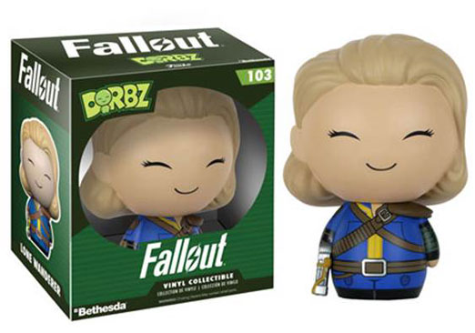 Image for DORBZ Fallout - Female Lone Wanderer from Circuit City