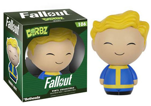 Image for DORBZ Fallout - Vault Boy from Circuit City
