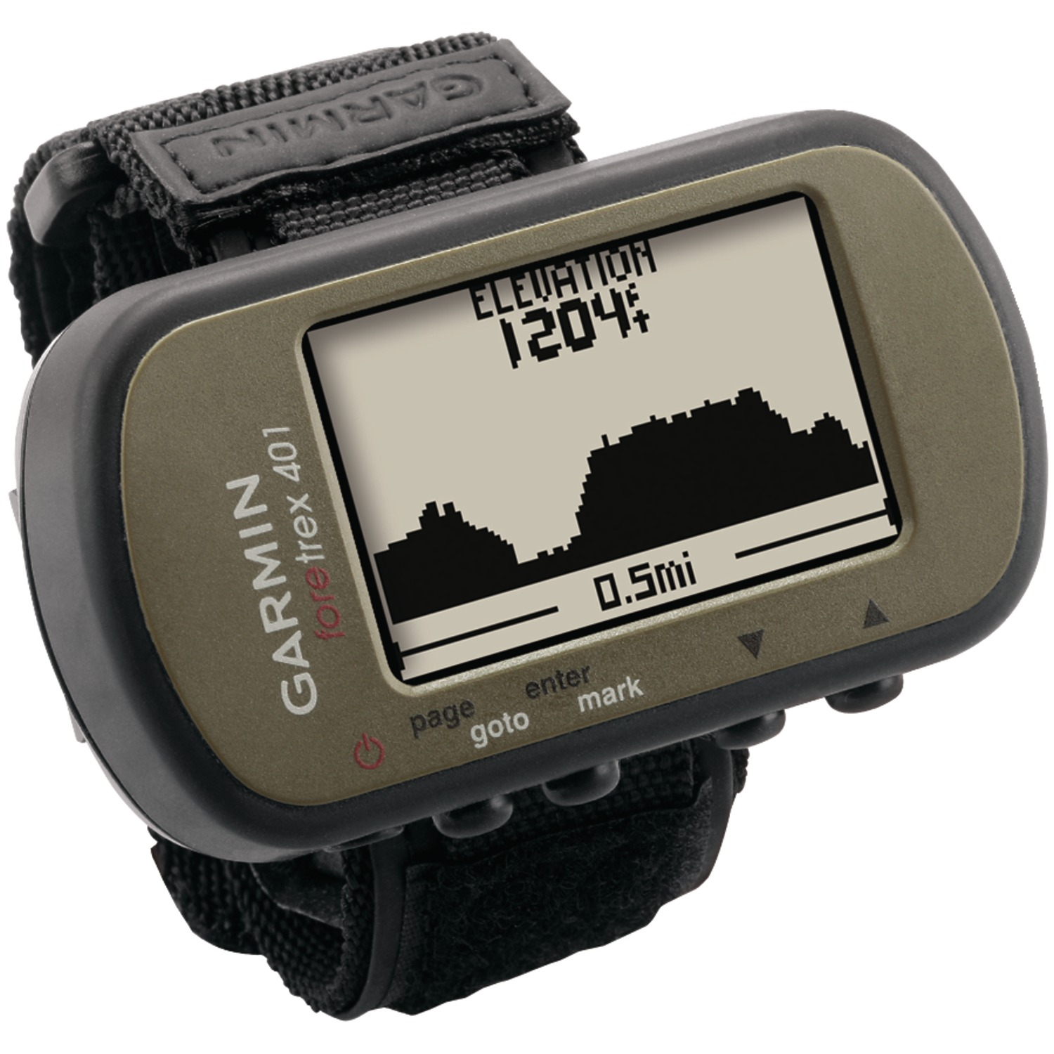 Image for Garmin Foretrex 401 - Gps Watch from Circuit City