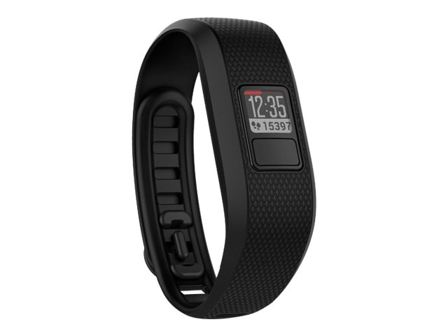 Image for Garmin Vívofit 3 Activity Tracker With Band Black - Black from Circuit City