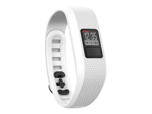 Image for Garmin vívofit 3 activity tracker with band white from Circuit City