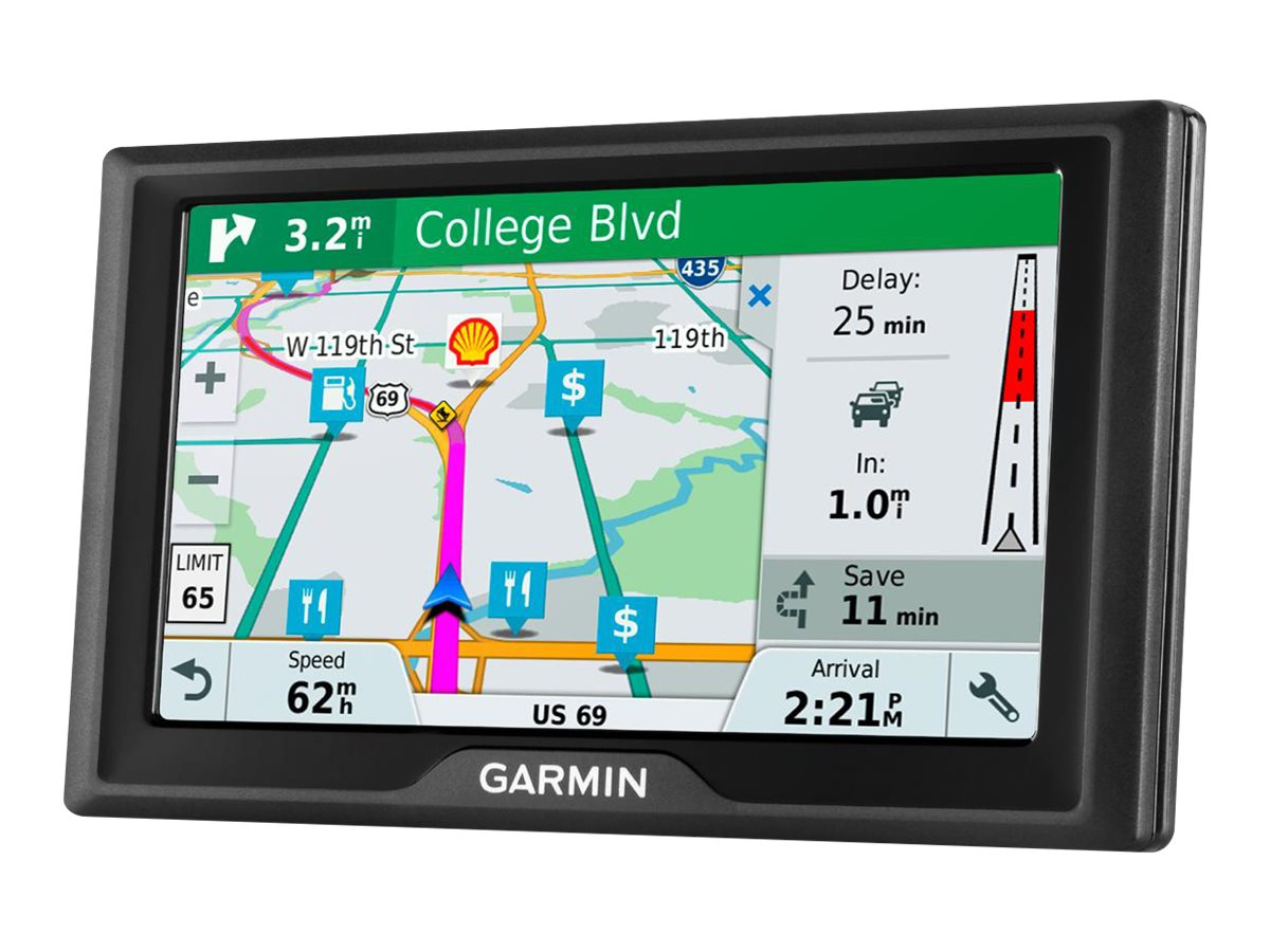 Image for Garmin Drive 51LM - GPS navigator from Circuit City