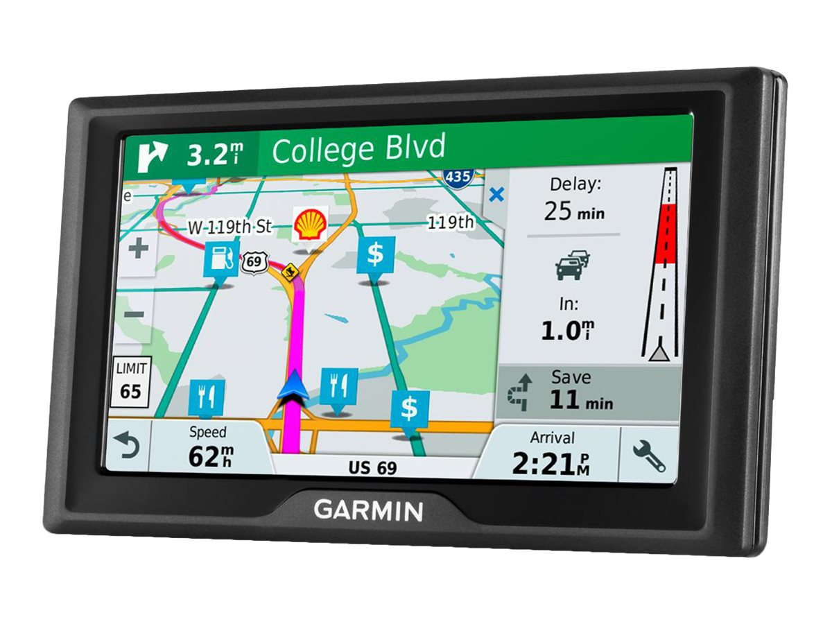 Image for Garmin Drive 51LMT-S - GPS navigator from Circuit City