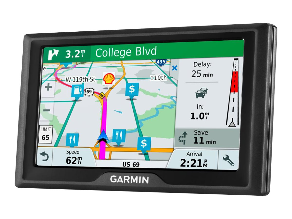 Image for Garmin Drive 61LM - GPS navigator from Circuit City