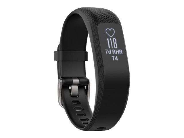 Image for Garmin Vivosmart 3 Smart Activity Tracker, Oled Display, Bluetooth/Ant+, Small/Medium, Black from Circuit City