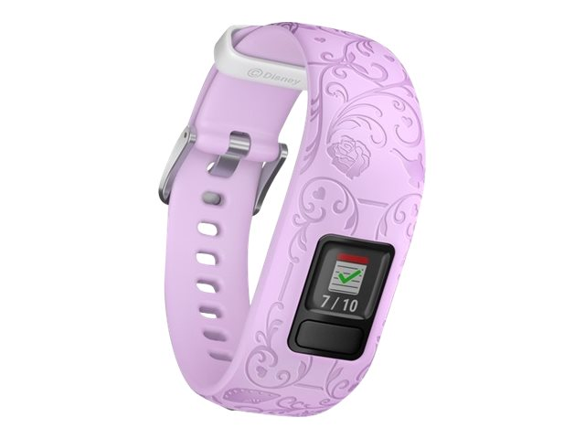 Image for Garmin vïvofit jr 2 Disney Princess activity tracker with band - purple from Circuit City