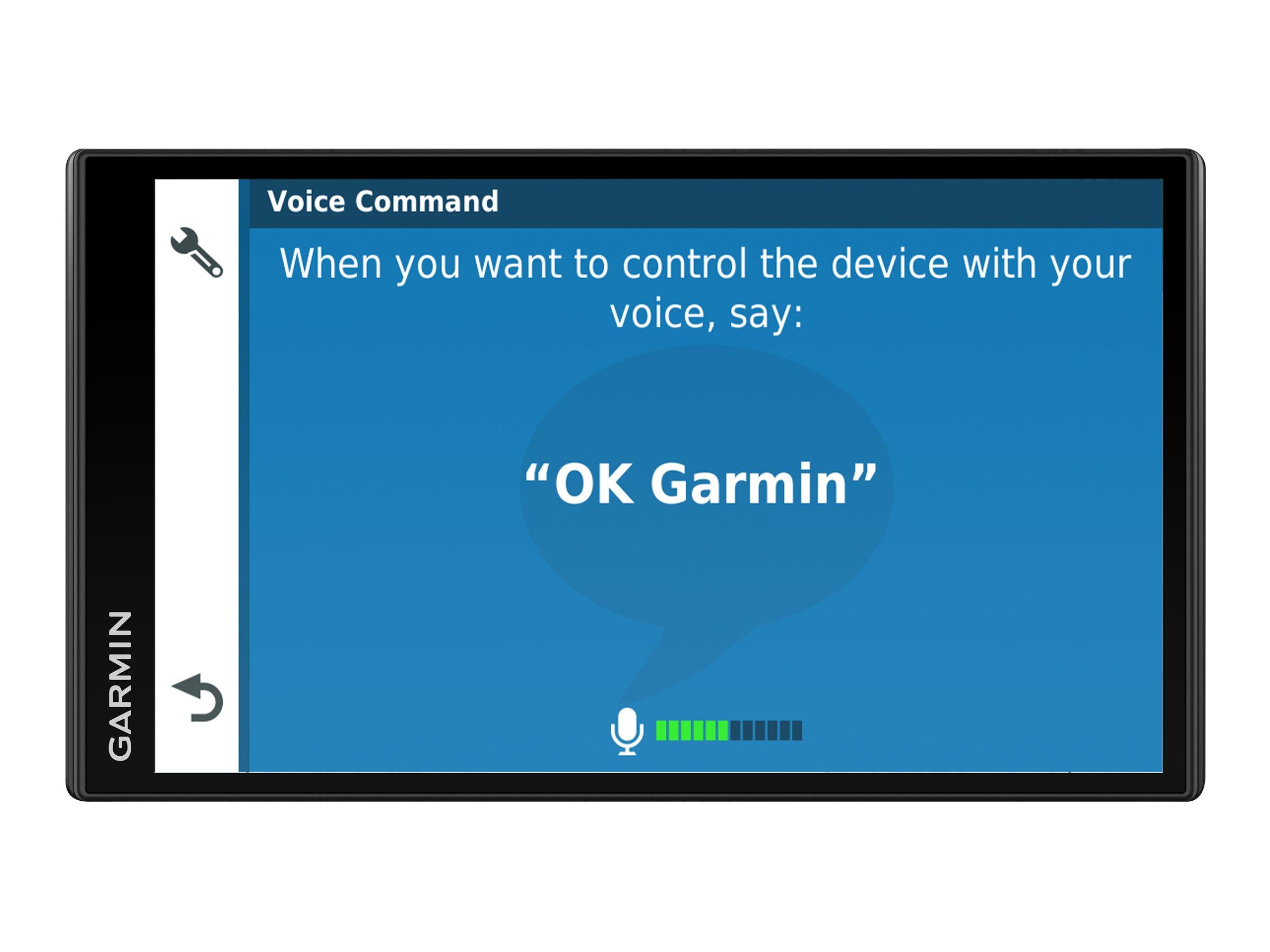 Image for Garmin DriveSmart 65 - Traffic - GPS navigator from Circuit City
