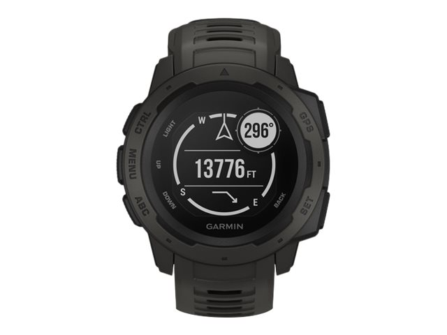 Image for Garmin Instinct - graphite - smart watch with band from Circuit City