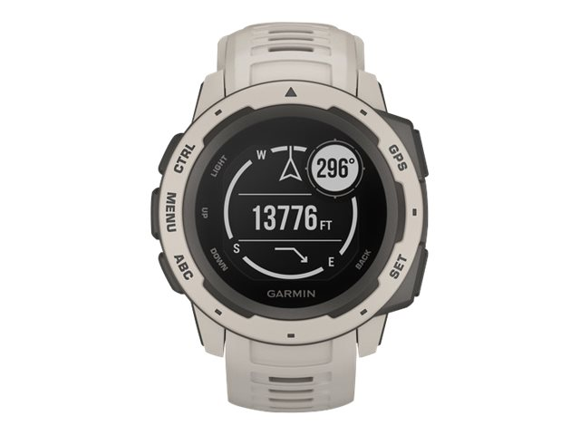 Image for Garmin Instinct - tundra - smart watch with band from Circuit City