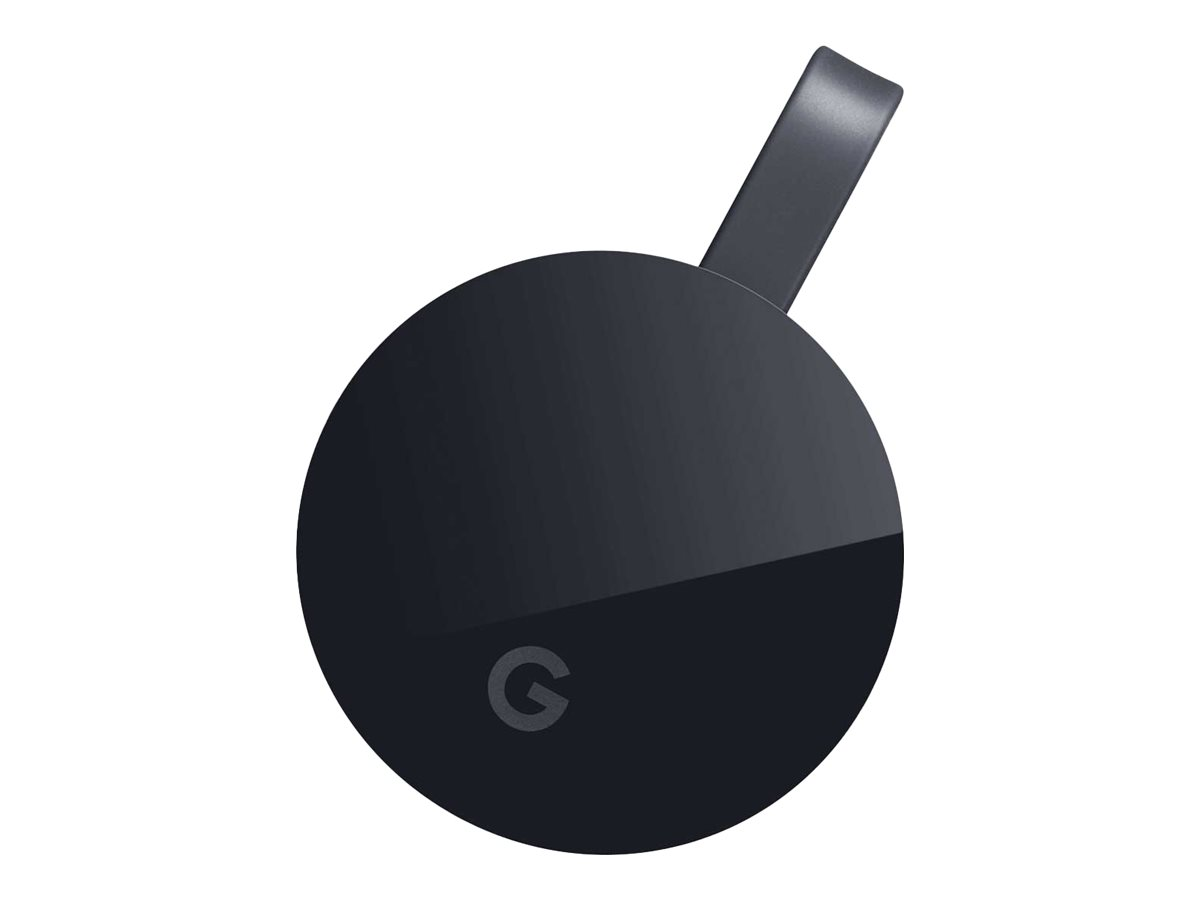 Image for Google Chromecast Ultra - Premium Streaming Device with Device Setup from Circuit City