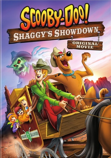 Image for Scooby-Doo-Shaggys Showdown (Dvd) from Circuit City