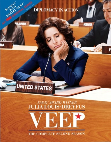 Image for Veep-Complete 2Nd Season (Blu-Ray/Digital Copy/Ultraviolet/2 Disc/Ff-16X9) from Circuit City