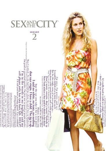 Image for Mc-Sex & The City-Complete 2Nd Season (Dvd/3 Disc/Movie 2-Monenla from Circuit City