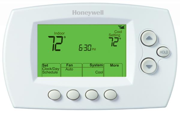 Image for Honeywell Wi-Fi 7-Day Programmable Thermostat from Circuit City
