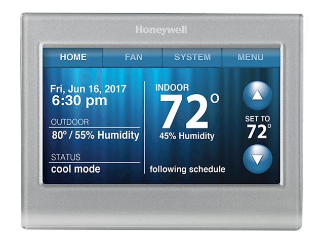 Image for Honeywell Wi-Fi 7-Day Programmable Smart Thermostat from Circuit City