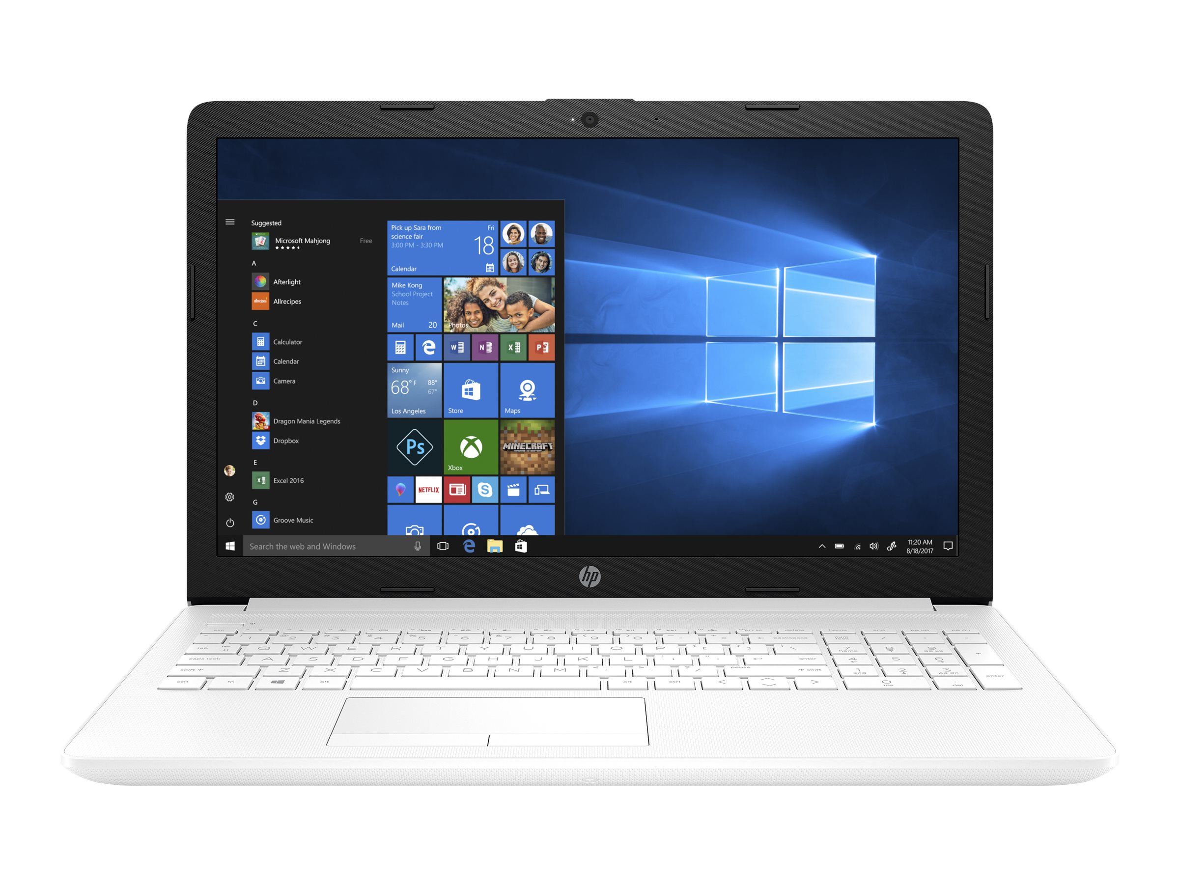 """Image for HP 15-DB0071NR - 15.6"""" Laptop - AMD A9-Series - 4GB Memory - AMD Radeon R5 - 1TB Hard Drive from Circuit City"""