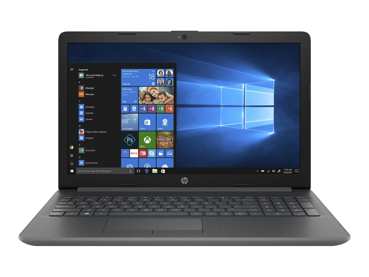 """Image for HP 15-DB0072NR - 15.6"""" Laptop - AMD A9-Series - 4GB Memory - AMD Radeon R5 - 1TB Hard Drive from Circuit City"""