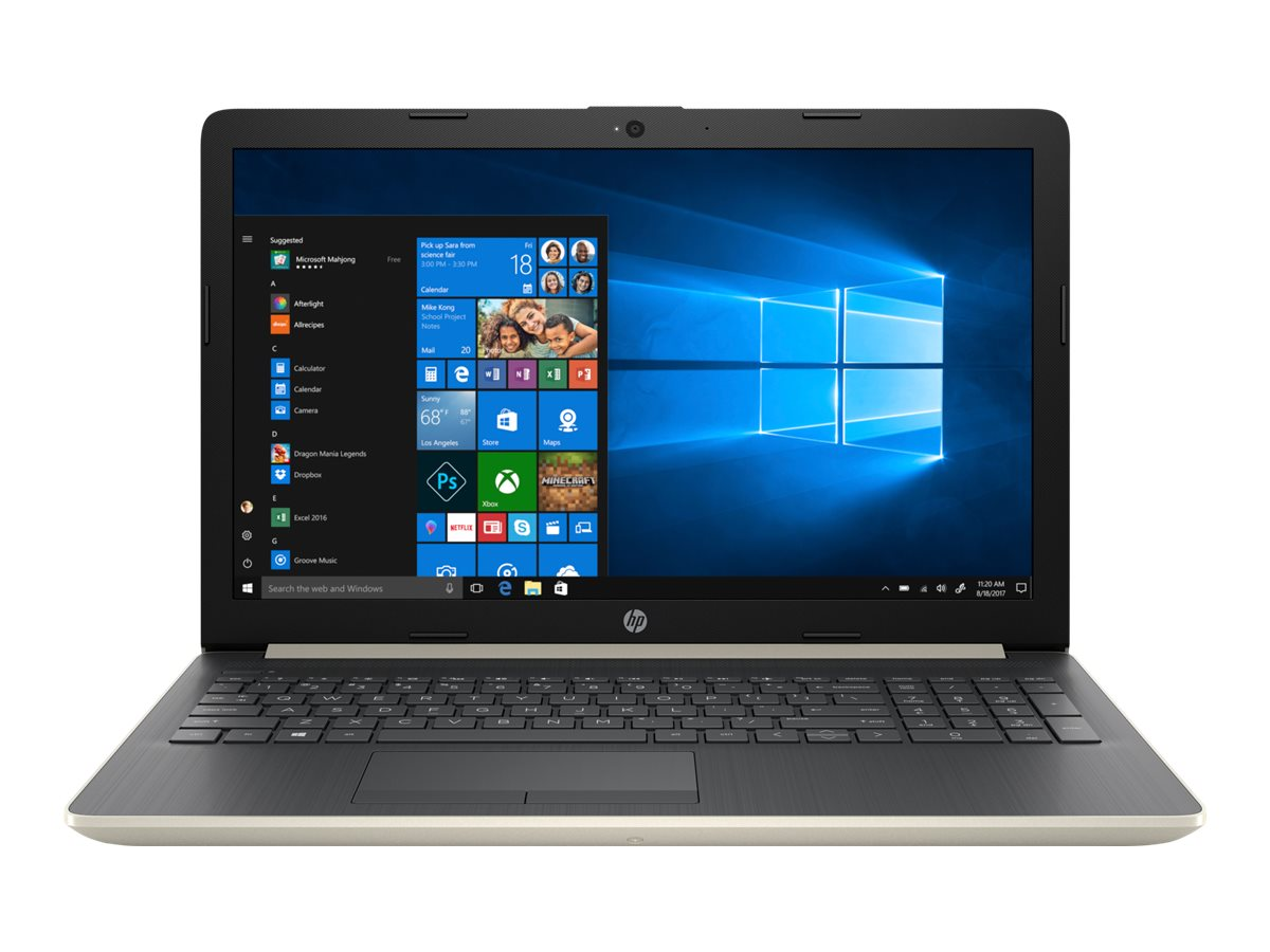 """Image for HP 15-DB0074NR - 15.6"""" Laptop - AMD A9-Series - 4GB Memory - 1TB Hard Drive from Circuit City"""