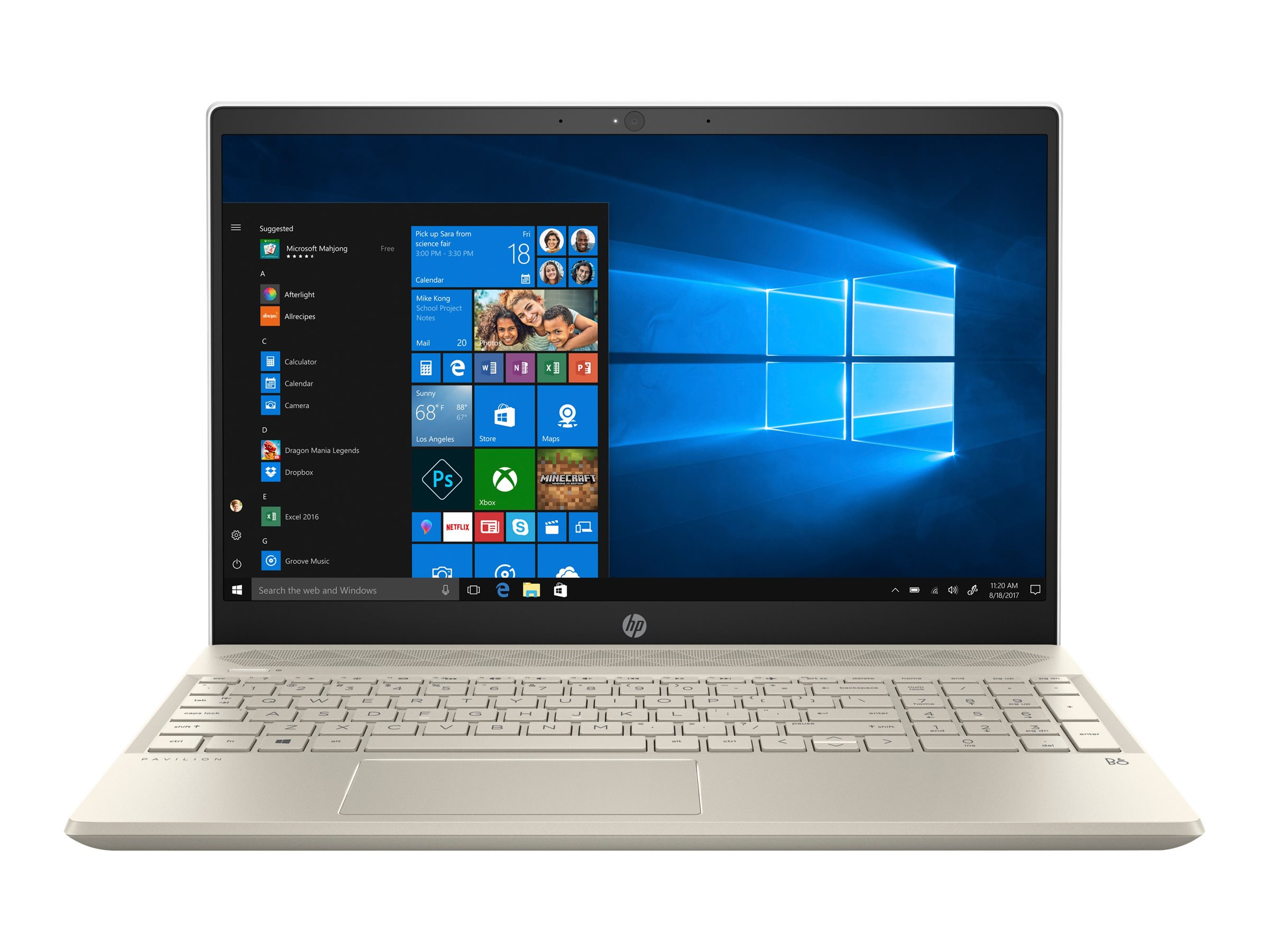 "Image for HP Pavilion 15-cs0079nr - 15.6"" - Core i5 8250U - 8 GB RAM - 1 TB HDD - US from Circuit City"