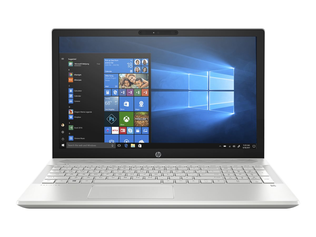 """Image for HP 15-CU0071NR- Pavilion 15.6"""" Touch-Screen Laptop - Intel Core i3 - 8GB Memory - 1TB Hard Drive from Circuit City"""