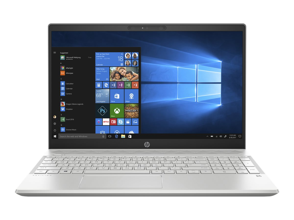 "Image for HP 15-CS0010NR Pavilion - 15.6"" Touch-Screen Laptop - Intel Core i5 - 8GB Memory  - 256GB SSD from Circuit City"
