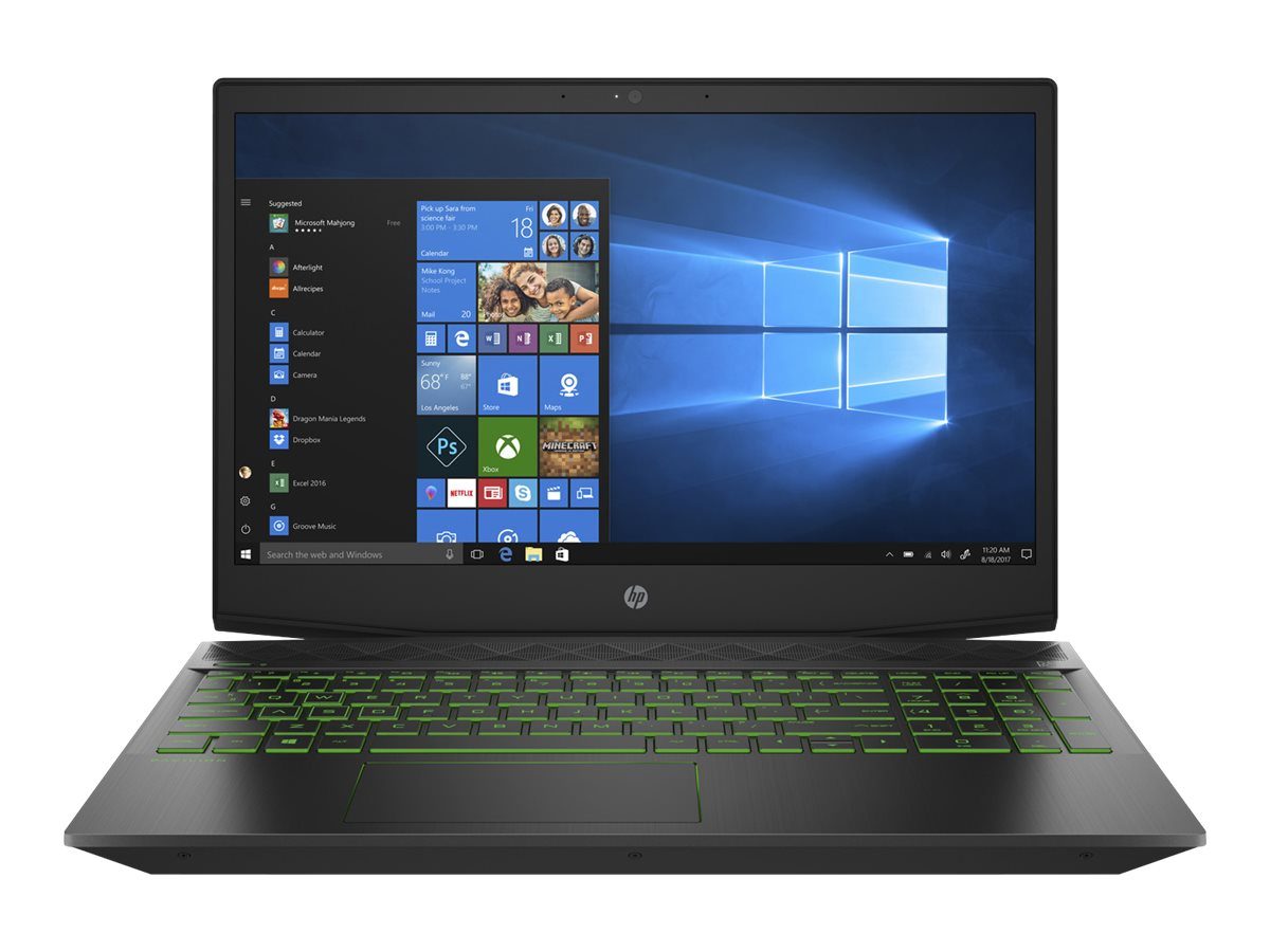 """Image for HP 15-CX0040NR - 15.6"""" Laptop - Intel Core i5 - 8GB Memory - AMD Radeon RX 560X - 1TB Hard Drive + 128GB Solid State Drive from Circuit City"""