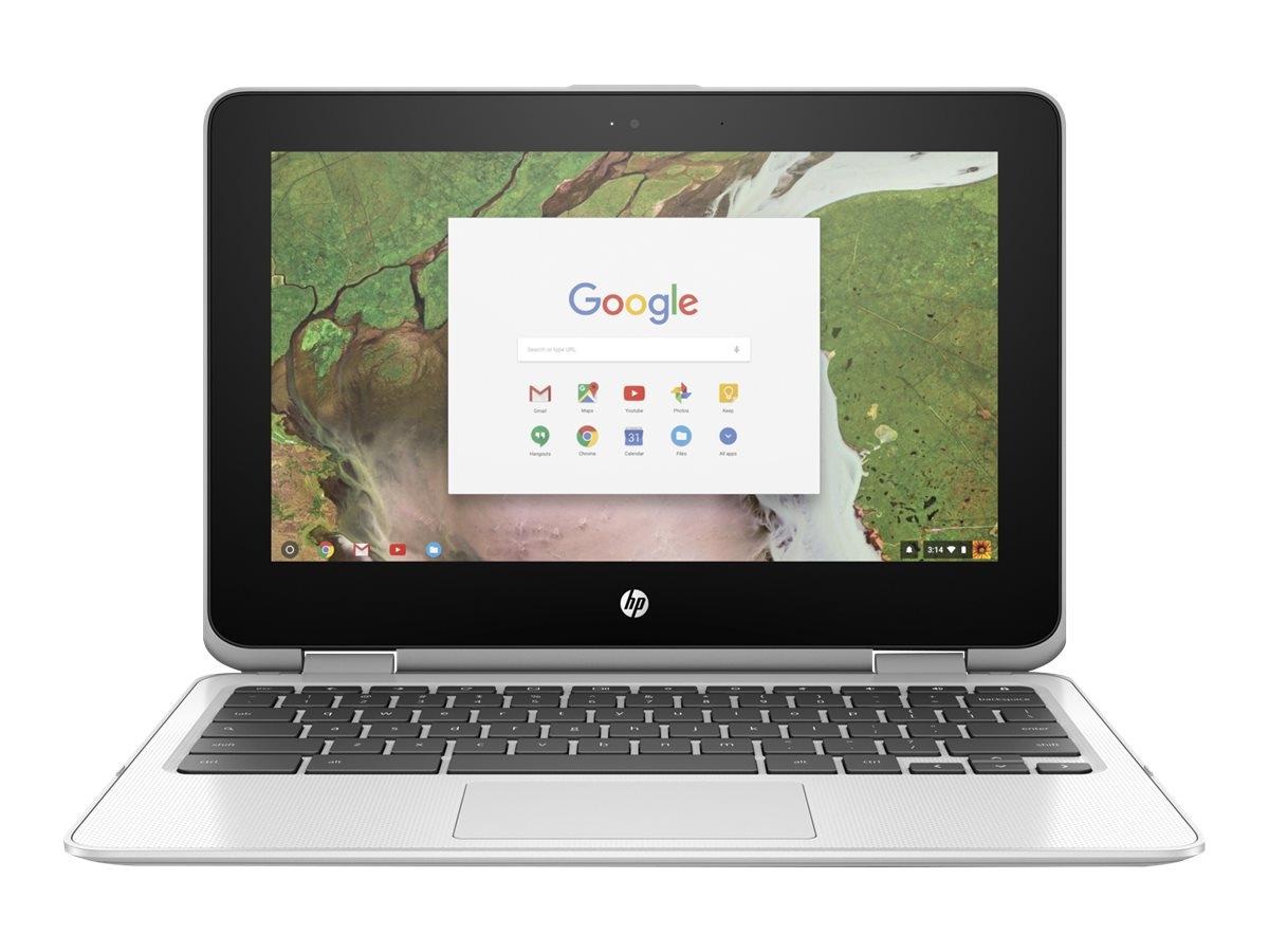 "Image for HP Chromebook x360 11-ae120nr - 11.6"" - Celeron N3350 - 4 GB RAM - 64 GB SSD - US from Circuit City"
