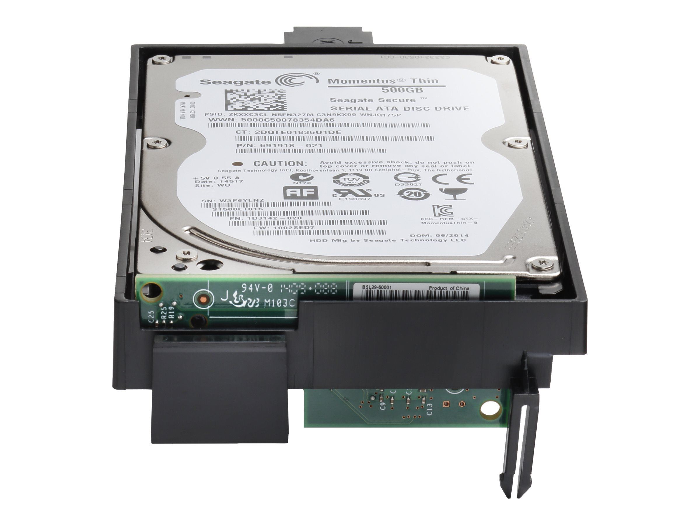 Image for Hp High Performance Secure Hard Disk - Hard Drive from Circuit  City