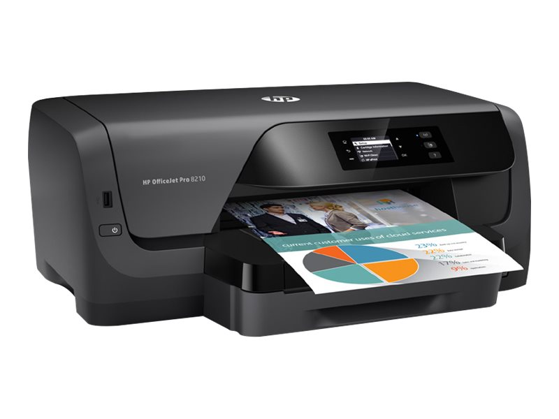 Image for Hp Officejet Pro 8210 - Printer - Color - Ink-Jet from Circuit City