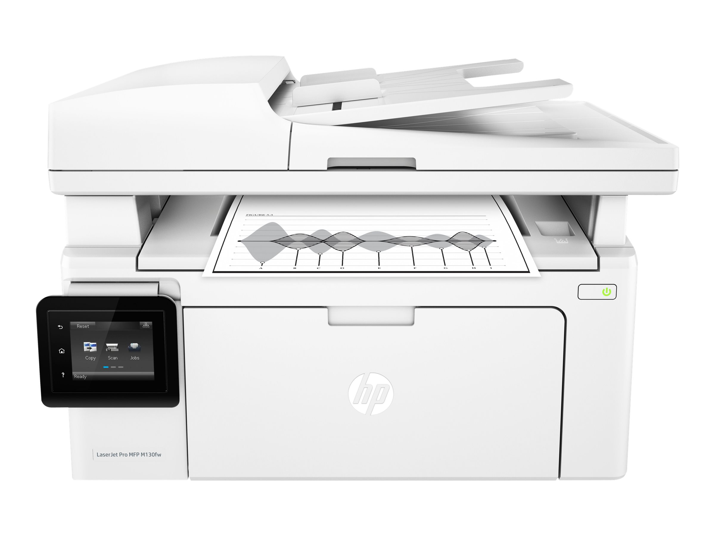 Image for Hp Laserjet Pro Mfp M130Fw - Multifunction Printer (B/W) from Circuit City