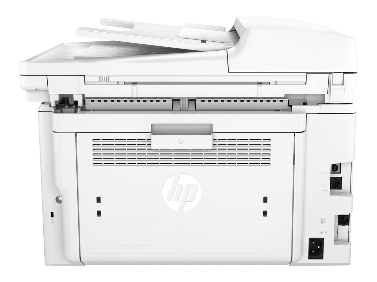 Image for HP LaseJjet Pro MFP M227Fdn - Multifunction Printer Black-and-White All-In-One Laser Printer - White from Circuit City
