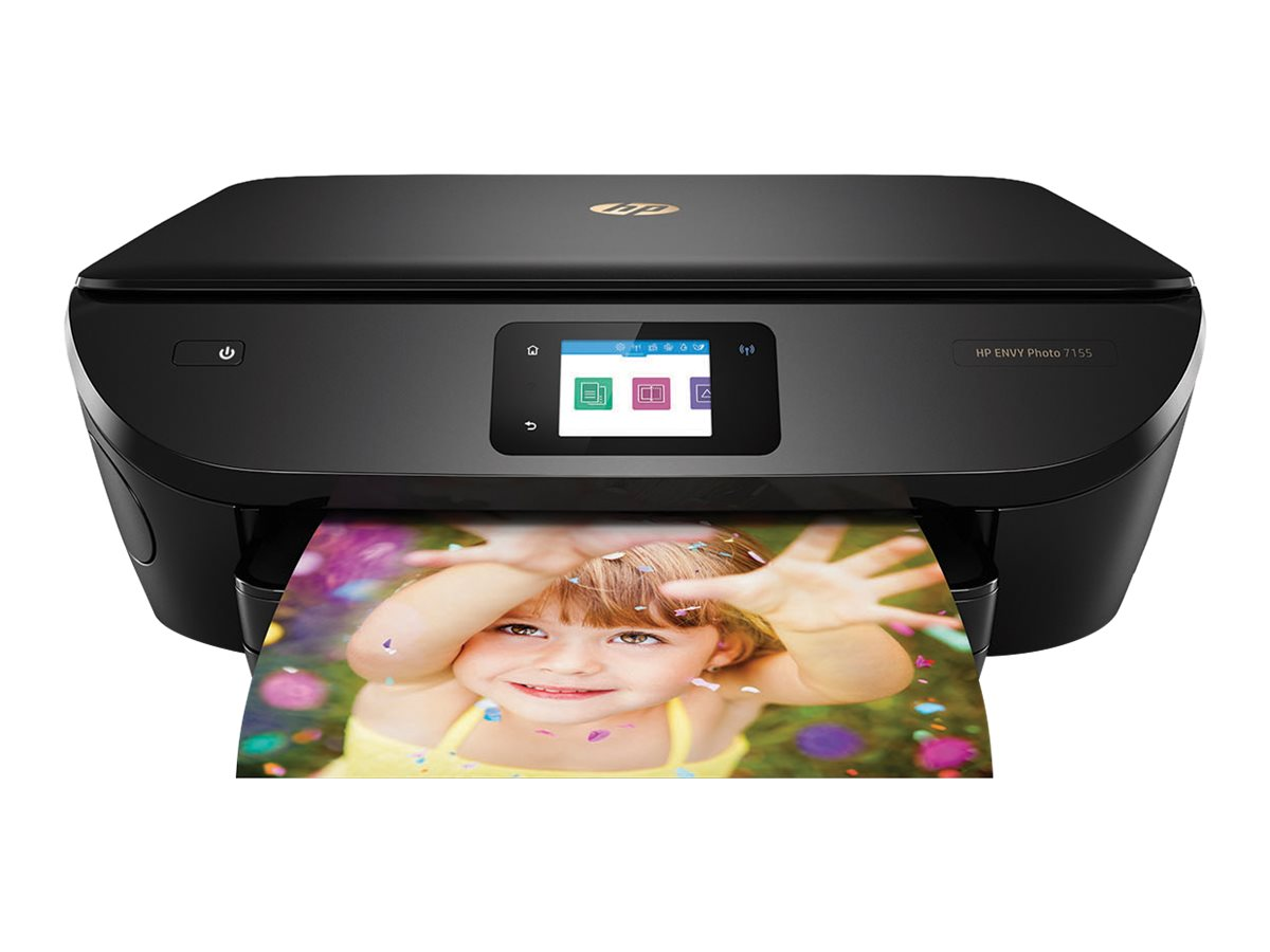 Image for Hp Envy Photo 7155 All-In-One - Multifunction Printer (Color) from Circuit City
