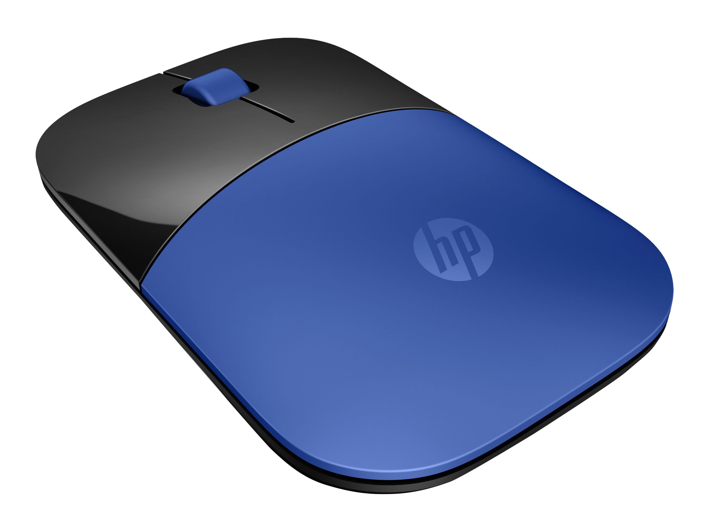 Image for Hp Z3700 - Mouse - 2.4 Ghz - Blue from Circuit City