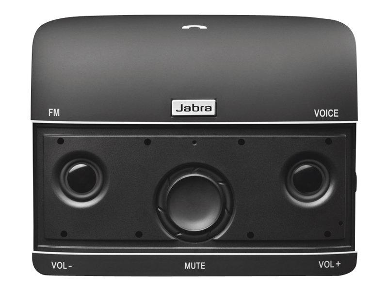 Jabra Freeway Wireless Bluetooth In-Car Speakerphone, Black