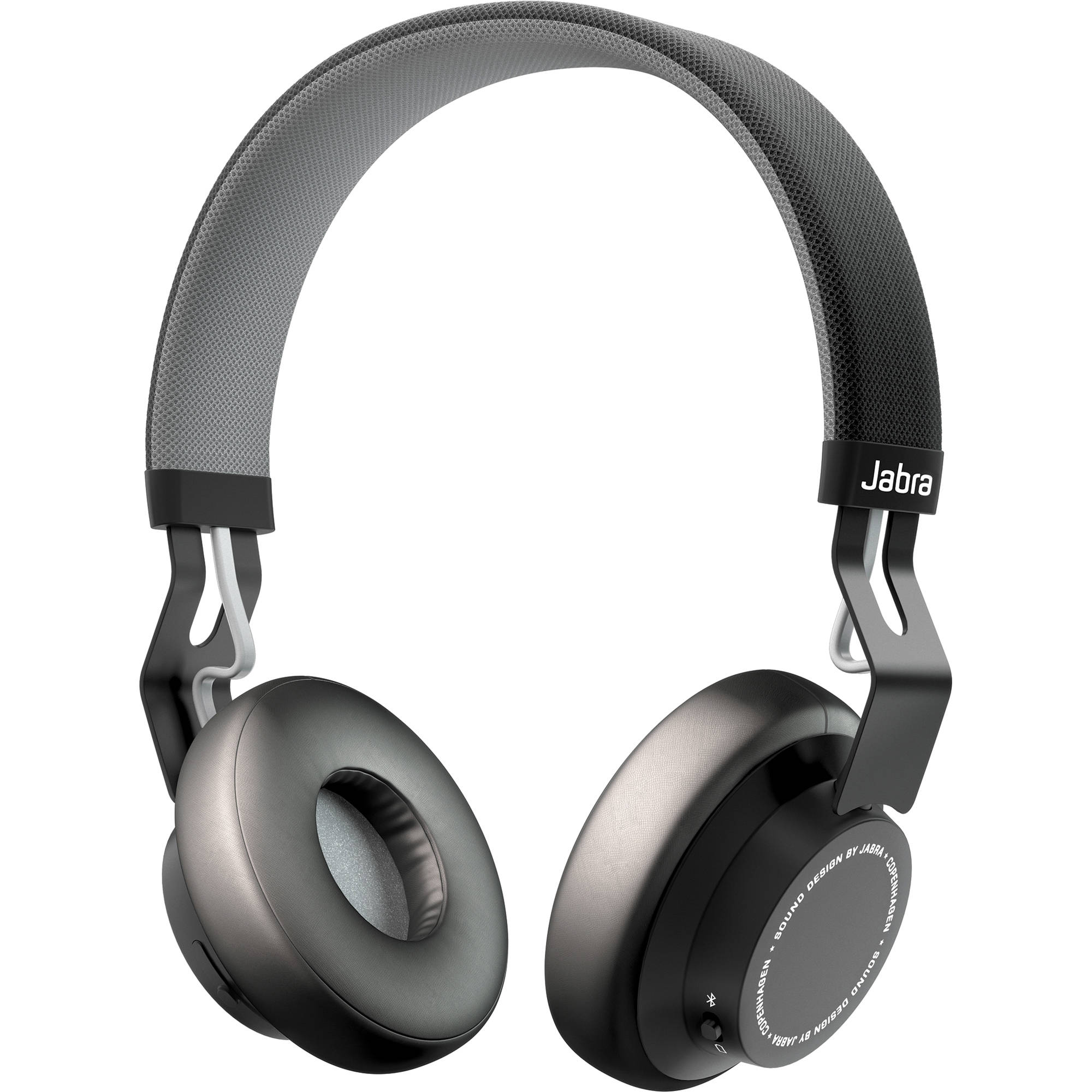 Image for Jabra Move Wireless Bluetooth Headphones - Black from Circuit City