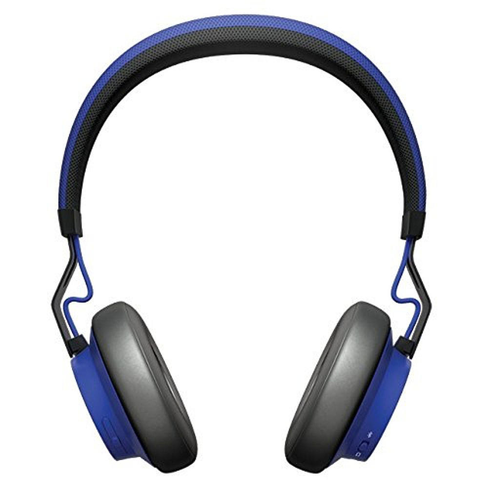 Image for Jabra Move Wireless Bluetooth Headphones - Blue from Circuit City