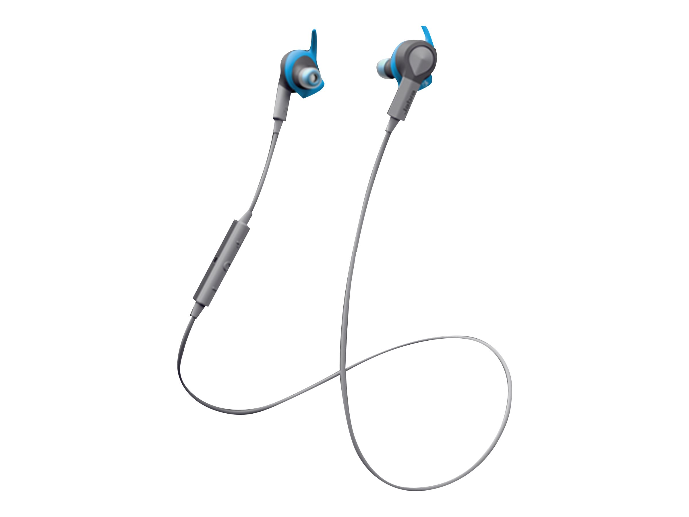 Image for Jabra Sport Coach Special Edition Wireless Bluetooth Stereo Earbuds, Blue from Circuit City
