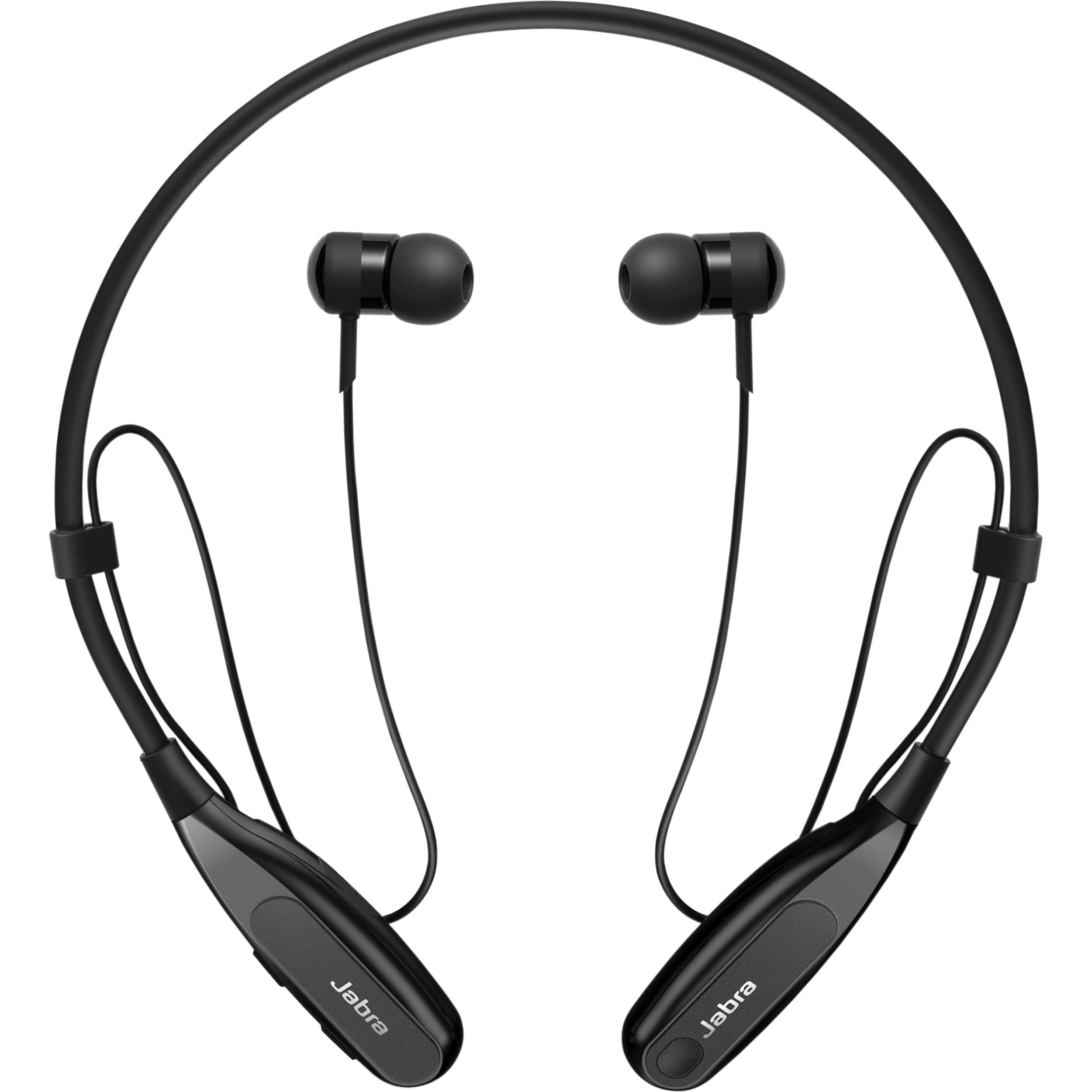Image for Jabra Halo Fusion Wireless Bluetooth Headphones, Black from Circuit City