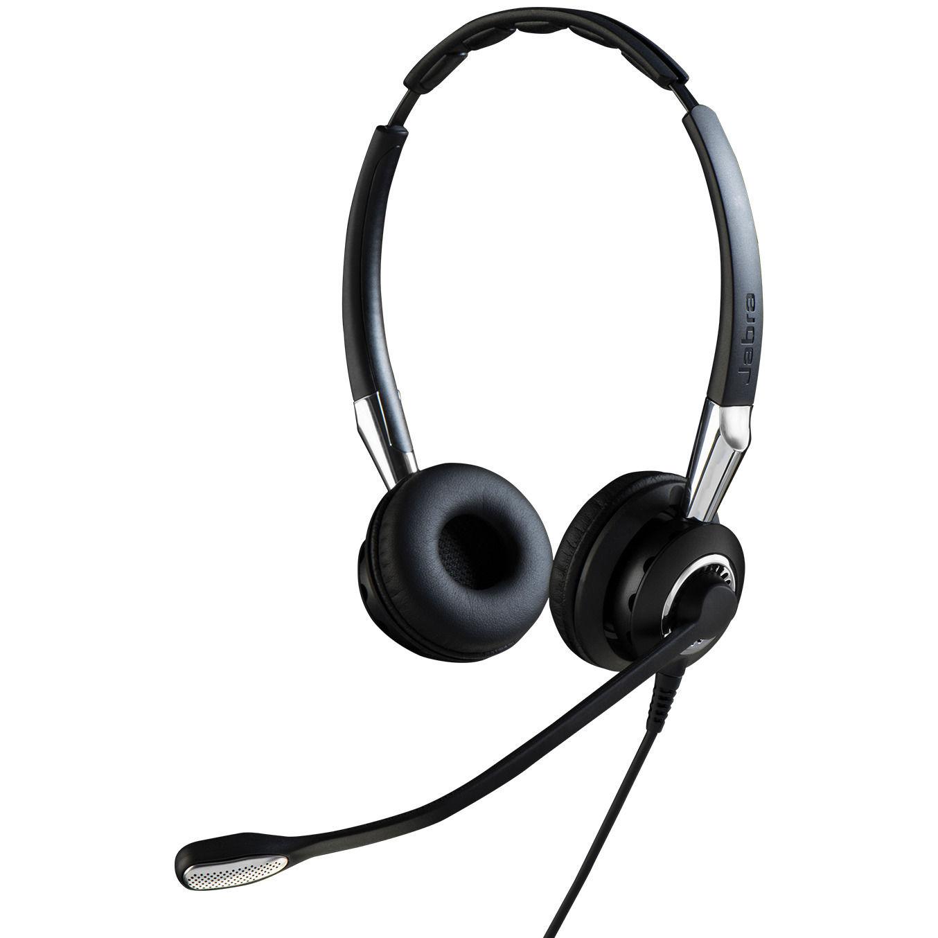 Jabra BIZ 2400 II QD Duo UNC - headset