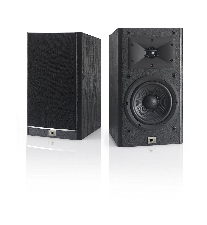 """Image for JBL Arena 130 7"""" 2-Way Passive Bookshelf Loudspeakers (Black, Pair) from Circuit City"""