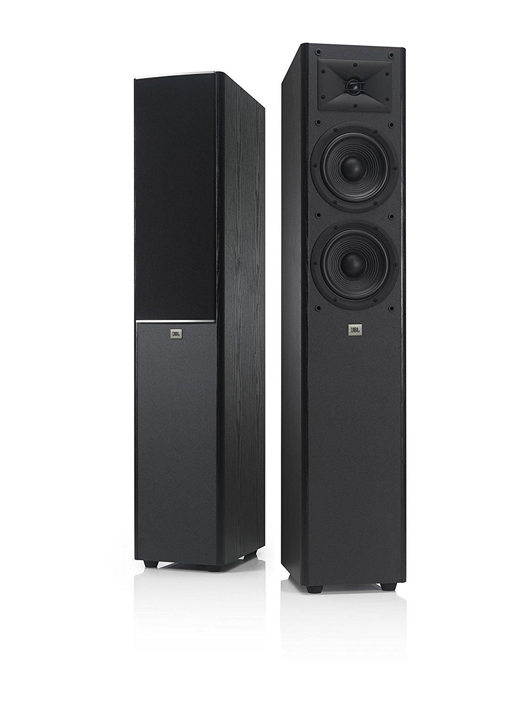 Image for Jbl 2-Way Dual 7 Floor Standing Loudspeaker from Circuit City