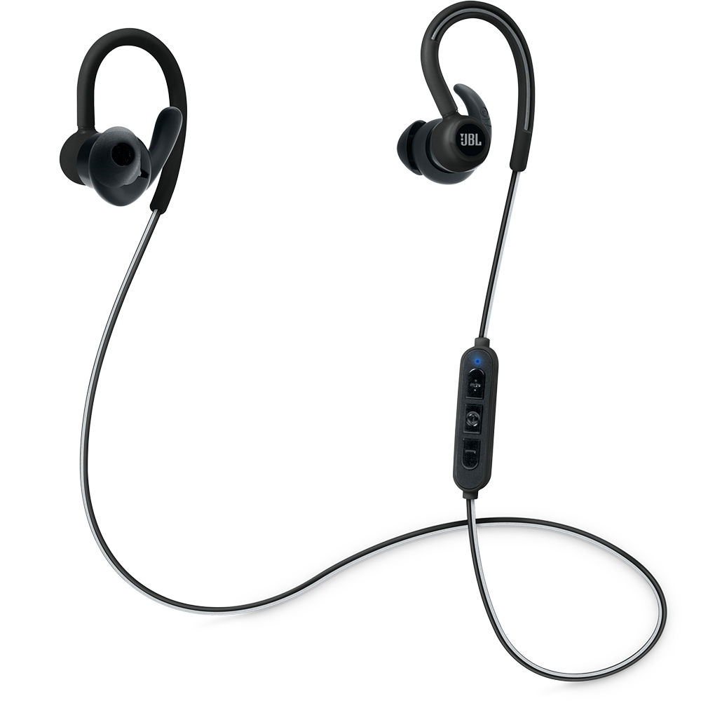 Image for JBL Reflect Contour Bluetooth Wireless Sports Headphones (Black) from Circuit City