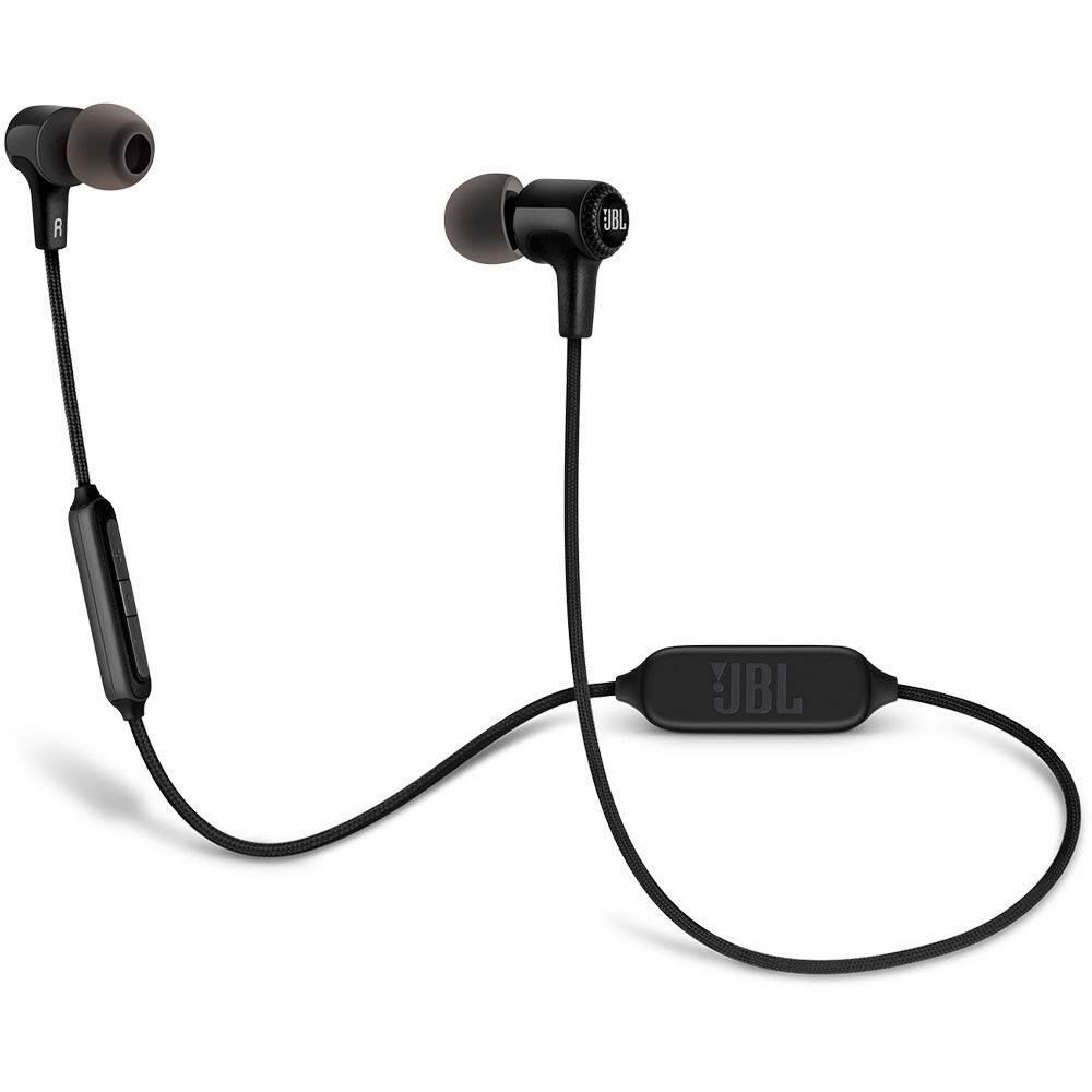 Image for JBL Bluetooth Wireless In-Ear Headphones (Black) from Circuit City