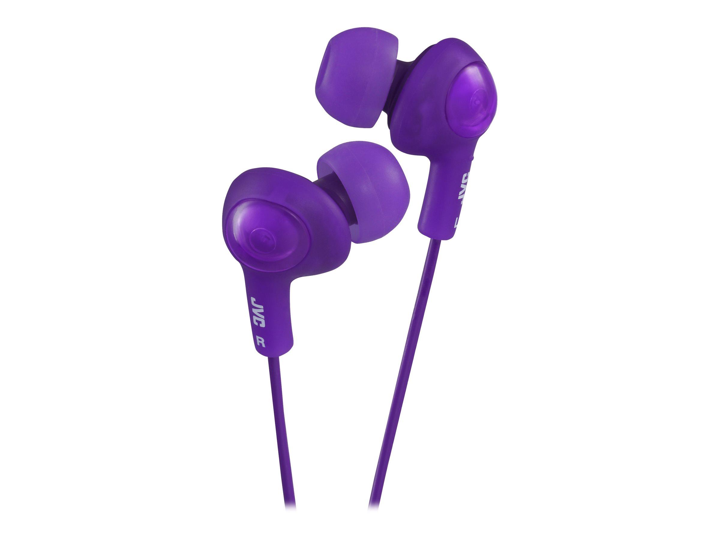 Image for Jvc Ha-Fx5-V Gumy Plus Phones - Earphones from Circuit City