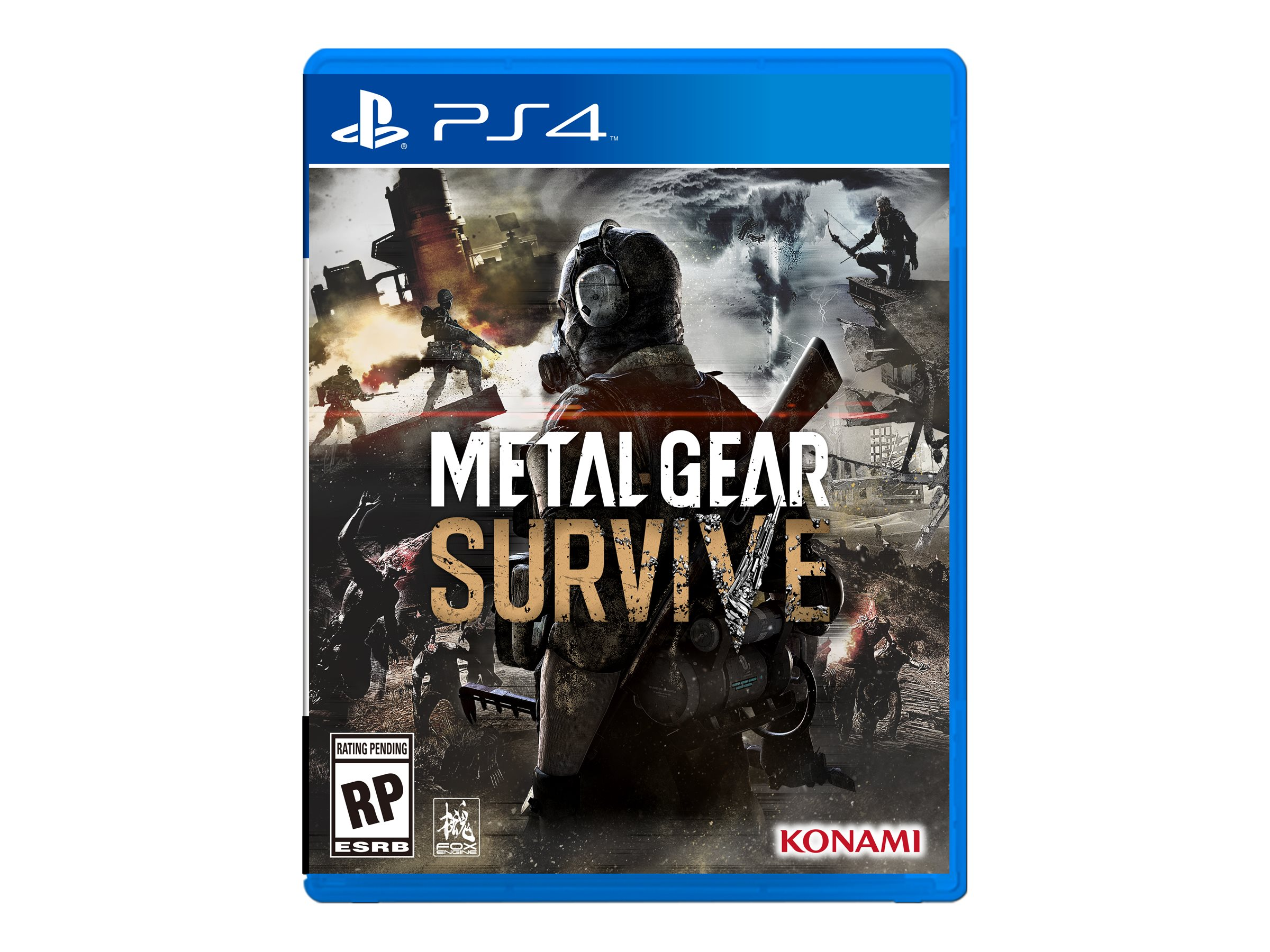Image for Metal Gear Survive - Sony Playstation 4 from Circuit City