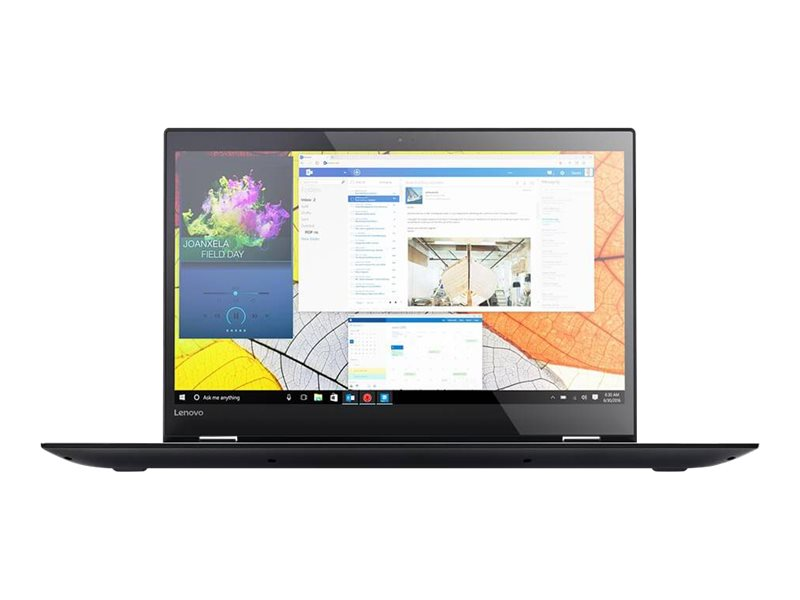 """Image for Lenovo - 2-in-1 15.6"""" Touch-Screen Laptop - Intel Core i5 - 8GB Memory - 256GB Solid State Drive from Circuit City"""
