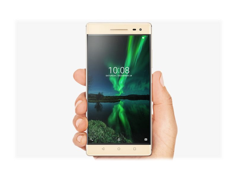 Image for Lenovo Phab 2 Pro - Champagne Gold - 4G Lte - 64 Gb - Gsm - Smartphone from Circuit City
